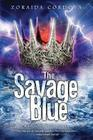 The Savage Blue (Vicious Deep #2) Cover Image