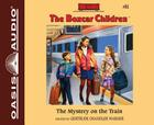 The Mystery on the Train (Library Edition) (The Boxcar Children Mysteries #51) Cover Image
