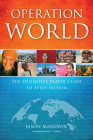 Operation World: The Definitive Prayer Guide to Every Nation Cover Image