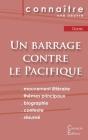 Fiche de lecture Un barrage contre le Pacifique de Marguerite Duras (Analyse littéraire de référence et résumé complet) Cover Image