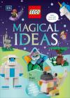 LEGO Magical Ideas: With Exclusive LEGO Neon Dragon Model (Lego Ideas) Cover Image
