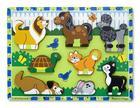 Pets Chunky Puzzle Cover Image