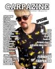 Carpazine Art Magazine Issue Number 26 Cover Image