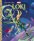 Loki Little Golden Book (Marvel) Cover Image