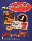 Automobilia (Schiffer Book for Collectors) Cover Image