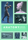 Anatomy for 3D Artists: The Essential Guide for CG Professionals Cover Image
