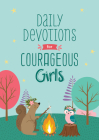 Daily Devotions for Courageous Girls Cover Image
