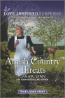 Amish Country Threats (Amish Country Justice #10) Cover Image