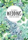 Wedding Planner Book - The Complete Wedding Guide: Green Succulent Cover Cover Image