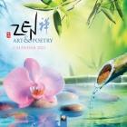 Zen Art & Poetry Wall Calendar 2022 (Art Calendar) Cover Image