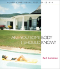 Are You Somebody I Should Know? Cover Image