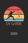 2020: Kalender Fechten
