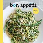 Bon Appetit Recipe Binder Cover Image