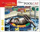 Poolcat Jigsaw Puzzle (Pomegranate Kids Jigsaw Puzzle) Cover Image