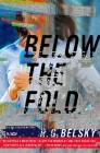 Below the Fold (Clare Carlson Mystery #2) Cover Image