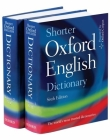 Shorter Oxford English Dictionary [With CDROM] Cover Image