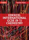 Edexcel International GCSE – Edexcel International GCSE Chemistry Teacher Pack Cover Image