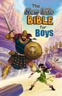The New Life Bible for Boys Cover Image