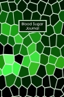 Blood Sugar Journal: Blood Glucose Log Book; Daily Record Book For Tracking Glucose Blood Sugar Level; 2 Years Diabetes Journal Cover Image