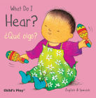 What Do I Hear? / ¿qué Oigo? Cover Image