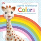 Sophie la Girafe: Sophie Peekaboo! Colors: Fun Flaps, Plus Touch and Feel! Cover Image