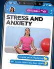 Stress and Anxiety Cover Image