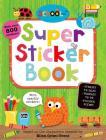 Schoolies: Super Sticker Book Cover Image