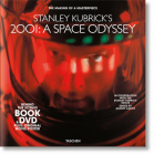 Stanley Kubrick's 2001: A Space Odyssey. Book & DVD Set Cover Image