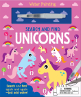 Search and Find Unicorns (Water Painting Search and Find) Cover Image