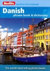 Berlitz Danish Phrase Book and Dictionary Cover Image