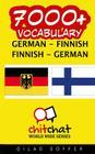 7000+ German - Finnish Finnish - German Vocabulary Cover Image