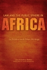 Law and the Public Sphere in Africa: La Palabre and Other Writings (World Philosophies) Cover Image