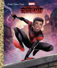 Miles Morales (Marvel Spider-Man) (Little Golden Book) Cover Image