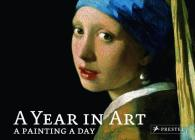A Year in Art: A Painting a Day Cover Image