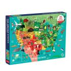 The United States 1000 Piece Family Puzzle Cover Image