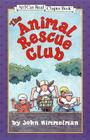 The Animal Rescue Club (I Can Read Level 4) Cover Image