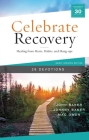 Celebrate Recovery Booklet: 28 Devotions Cover Image