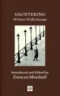 Sauntering: Writers Walk Europe Cover Image