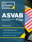 Princeton Review ASVAB Prep, 5th Edition: 4 Practice Tests + Complete Content Review + Strategies & Techniques (Professional Test Preparation) Cover Image
