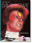 Mick Rock. the Rise of David Bowie. 1972-1973 Cover Image
