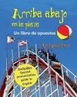 Arriba, abajo en la playa: Un libro de opuestos Cover Image