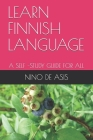 Learn Finnish Language: A Self -Study Guide for All Cover Image