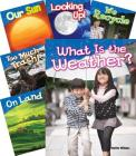 Let's Explore Earth & Space Science Grades K-1, 10-Book Set (Science Readers) Cover Image