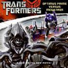 Transformers: Optimus Prime versus Megatron Cover Image