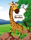 Livre de coloriage Girafes 1 Cover Image