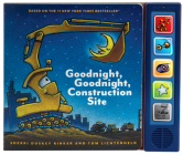 Goodnight, Goodnight Construction Site Sound Book Cover Image