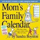 Mom's Family Calendar 2010 Cover Image