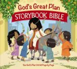 God's Great Plan Storybook Bible Cover Image