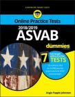 2018/2019 ASVAB for Dummies with Online Practice Cover Image