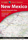 Delorme New Mexico Atlas & Gazetteer Cover Image